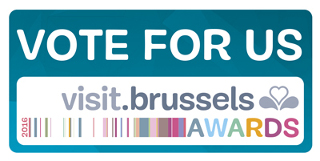 Vote for CERAA in the visit.brussels awards!